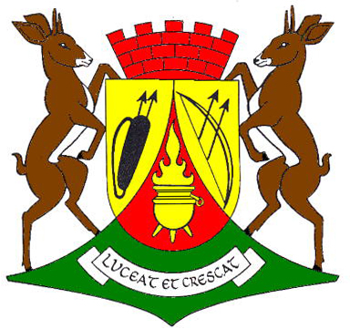 Arms of Mariental (Namibia)
