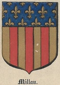 Arms of Millau