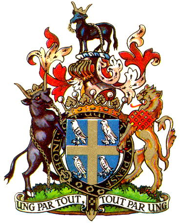 Arms of Southampton (Bermuda)