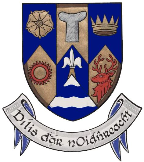 Arms (crest) of Clare (county)