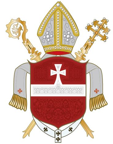 Arms (crest) of Archdiocese of Wien
