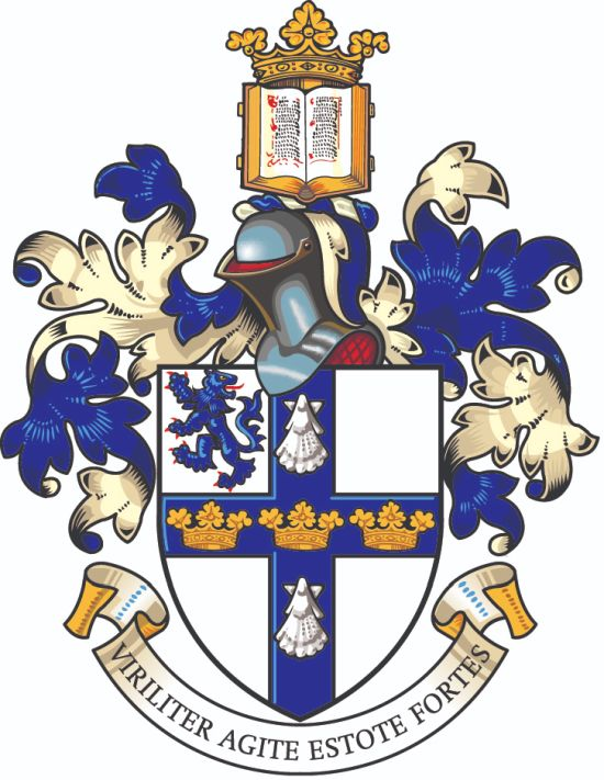 Coat of arms (crest) of Culford School