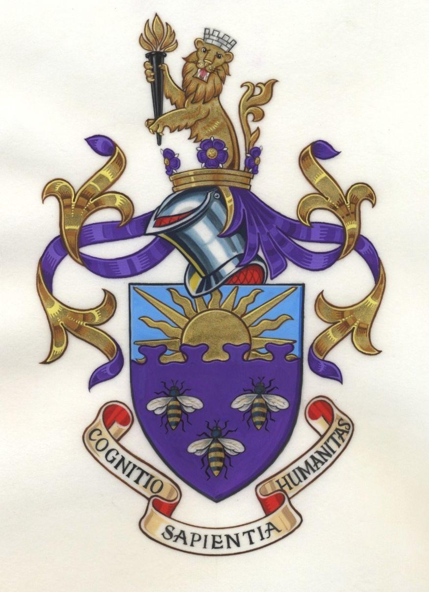 University of manchester coat of arms crest of university of arms crest of university of manchester buycottarizona