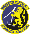100th Civil Engineer Squadron, US Air Force.png