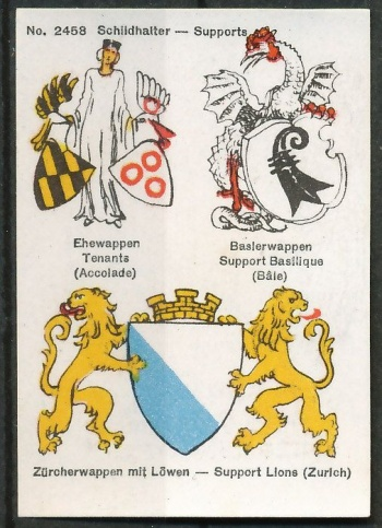 Arms of Lindt and Sprüngli Heraldry Series