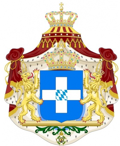 National Arms Of Greece Arms Crest Of National Arms Of