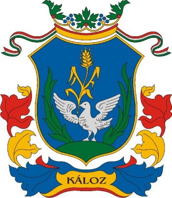 Arms (crest) of Káloz