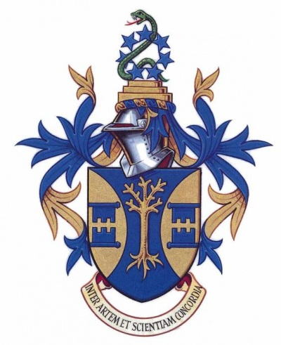 Arms of British Orthodontic Society