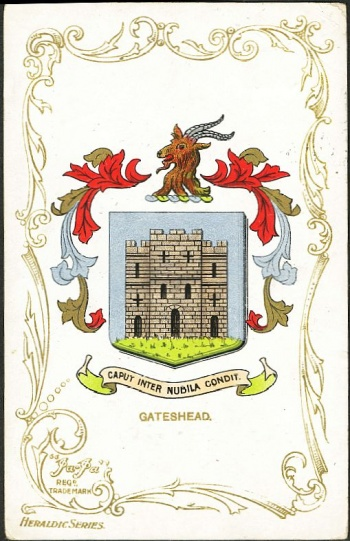 Arms (crest) of Gateshead