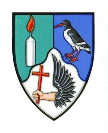 Arms (crest) of St Bride's Parish Church