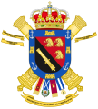 93rd Field Artillery Regiment, Spanish Army.png