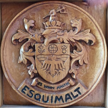 Arms of Esquimalt