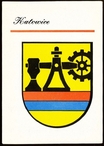 Arms of Biuro Wydawnicze Ruch Postcards