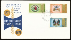 Arms of New Zealand (stamps)