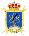 Communications and Information Systems Command of the Spanish Armed Forces, Spain.png
