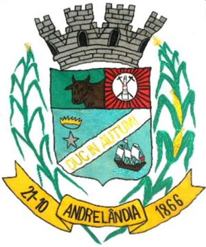 Arms (crest) of Andrelândia
