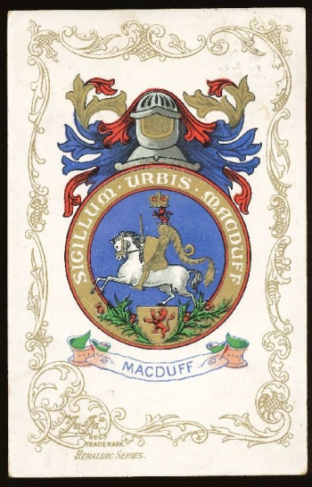 Arms of Macduff