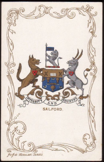 Arms of Salford