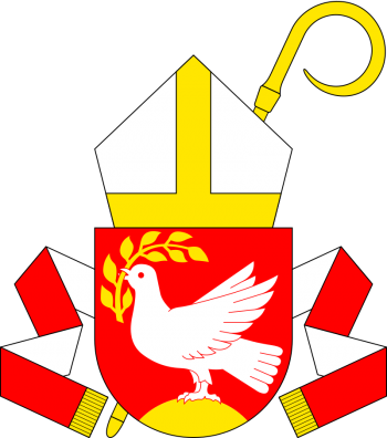 Arms of Diocese of Mikkeli