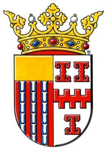 Tieler- en Culemborgerwaarden - Wapen - coat of arms ...