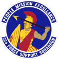 22nd Forces Support Squadron, US Air Force.png