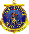 Mine Hunter USS Oriole (MHC-55).png