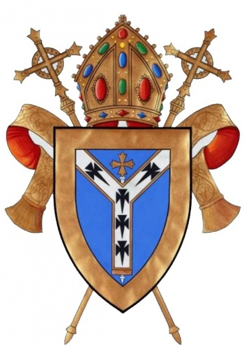Arms (crest) of Diocese of Dublin and Glendalough