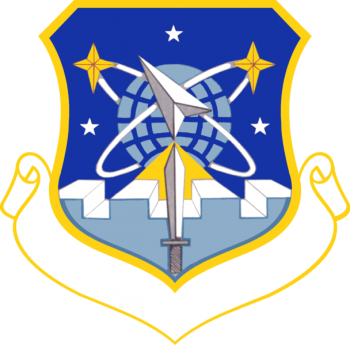 1002nd Space Support Group, US Air Force - Coat of arms