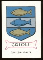 arms of the Grioli family