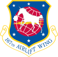 167th Airlift Wing, West Virginia Air National Guard.png