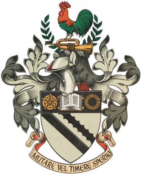 Coat of arms (crest) of Bolton School