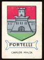 arms of the Portelli family