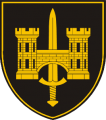 Juozas Vitkus Engineer Battalion, Lithuanian Army.png
