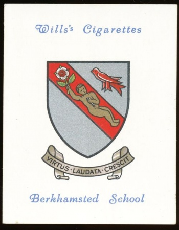 Arms (crest) of Berkhamsted School