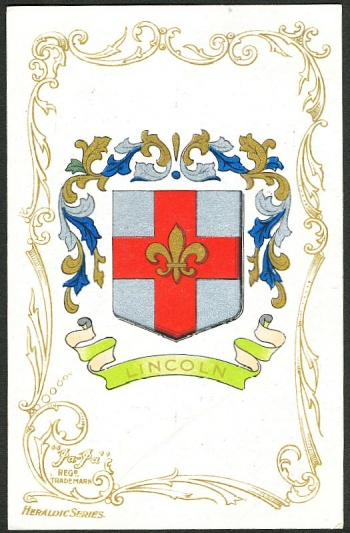 Arms of Lincoln