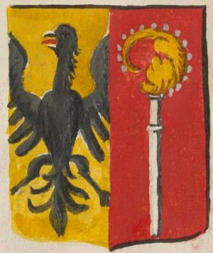 Arms of Diocese of Chiemsee