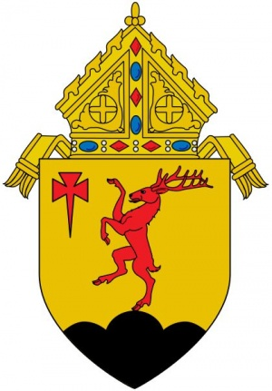 Arms (crest) of Diocese of Tucson