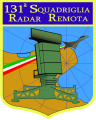 131st Remote Radar Squadron, Italian Air Force.png