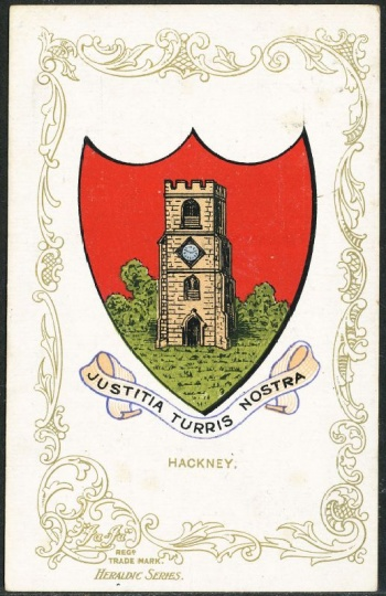 Arms (crest) of Hackney