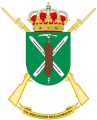 Skiing-Climbing Company 1-64, Spanish Army.png