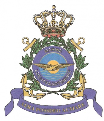 Coat of arms (crest) of the Naval Aviation Service, Netherlands Navy