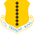 17th Training Wing, US Air Force.png