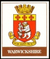 arms of Warwickshire