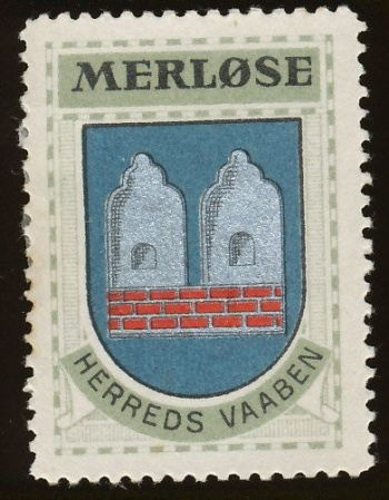 Arms of Merløse Herred