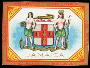 Arms of National arms of Jamaica