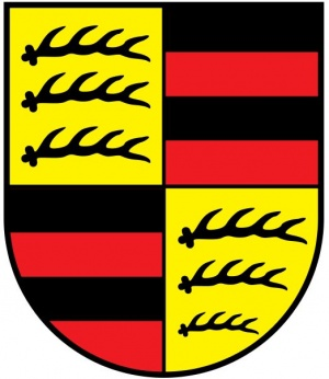 Arms of Württemberg-Hohenzollern