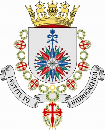 Arms of Institute of Hydrography, Portuguese Navy