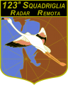 123th Remote Radar Squadron, Italian Air Force.png