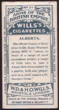 Alberta - Coat of arms (crest) of Alberta