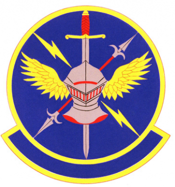 Coat of arms (crest) of the 626th Tactical Control Flight, US Air Force